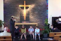 Pastor Mag. Kurt Piesslinger - PREDIGTEN