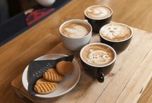 Cadillac Records Bar Coffees / Just coffees