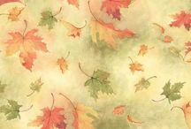 осень / иллюстрации