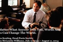 Famous Movie Quotes / Inspirational Quotes from Movies