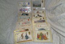 Royal Mail Vintage Postcards
