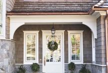 Exterior Inspiration / Check out some great ideas for great curb appeal on our Exteriors board!