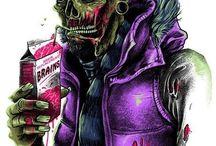 Theme: Zombie