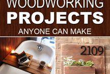 Woodwork for Sam
