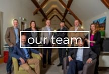 Our Team - The Complete Oak Home / Find out about our multi-disciplinary team at The Complete Oak Home.