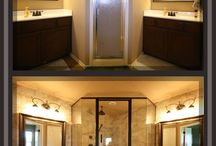 Bathrooms / by Macey Sherwood Moon