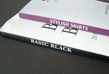 Stylish Skirts Tutorials / Tutorials for Sato Watanabe's Stylish Skirts book