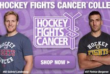 Hockey Fights Cancer / Join the fight with Hockey Fights Cancer apparel!  / by Shop.NHL.com