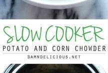 Croc Pot recipies / by Laura Sobiech
