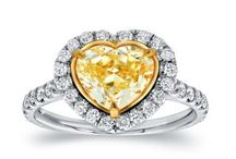 Colored Diamond Collection / Diamond Wish's Colored Diamond Collection can add a unique touch to any setting for a variety of styles. Carefully selected by our expert gemologists are perfect to express your love with their intense bright and radiant sheen.