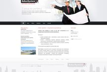 Our projects - webdesign