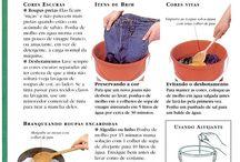sobre limpeza/roupas