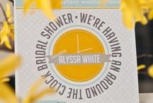 Rachel's Wedding Shower / by Alissa