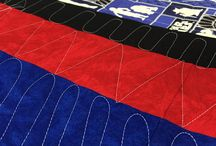Renter quilts / Quilts completed by the renters of Over The Top Quilting Studio