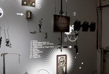 Art instalation. / by Fio Zenjim