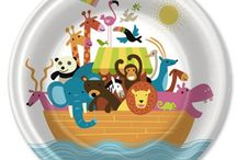 noah ark baby shower / by Obeli Flores