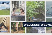 PoconoMtns Wellness Wednesdays / Follow Wellness Wednesday for weekly tips and tools to help you pursue wellness in the beautiful Pocono Mountains. / by Pocono Mountains