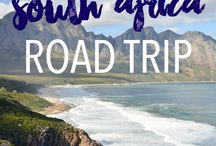 Travel | South Africa / Travel inspiration for South Africa