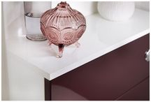 Plum Bathroom Inspo / Plum bathroom ideas from Utopia Bathrooms.