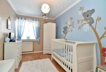 Cute Kids Rooms / Sweet dream as made of these...ideas to help make your child's bedrooms a cosy wonderland!