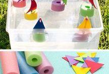 Actividades agua niños ideas