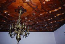 Obložení stropů