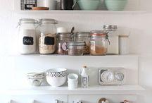 Einrichtung- Küche