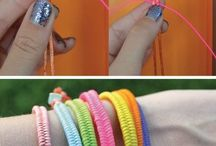 DIY jewelry etc.