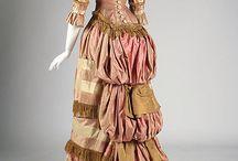 Viktorianische Kleidung Damen