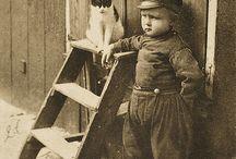 Vintage photo / Inspiratie van oude foto's!
