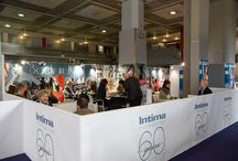 Intima Media Group Events, Stands, Lounge Areas / Images of the INTIMA Media Group participation at Events and Fairs around the world