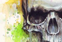 Skull- Ahmed