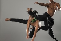 Contemporary and Ballet
