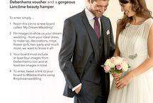 My Dream Wedding / A wedding outfit for a young page boy, plus aspects of the wedding which will appeal most to him