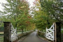 Entrance gates / Entrance gate ideas for Raddens Road