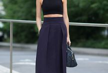 Women's Street Style & Trends SS 2014 / by Robinson Maynes
