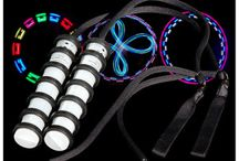Amazing LED Poi / In this Board you'll find all the best LED Poi / Glow Poi
