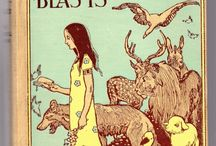 The Book of Saints & Friendly Beasts illustrated by Fanny Y. Cory
