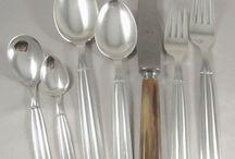 Danish cutlery or Flatware / The beautiful vintage designs in Danish cutlery