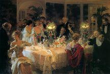 Edwardian Era / The era of elegance, decadence and endless possibilities.
