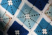 Deky-pletené,háčkované