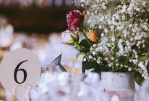 Table Scenes in the Great Barn
