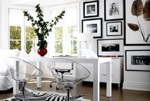 Entrepreneuress Office Spaces / Inspiring spaces fit for the most fabulous female entrepreneurs. / by Melanie Duncan