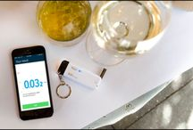 BACtrack Vio Smartphone Breathalyzer / Check out our smartphone breathaylzers! Drink responsibly!