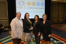 Awards Announced at NACE15 / Annual awards, award winners, and finalists / by NACE
