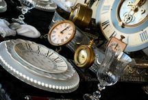 Clocks / by Sharon Ross