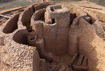 Prehistoria ruinas antigüedad