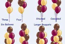 ramillete de globos