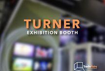 EXHIBITION BOOTH: TURNER / Desarrollo conceptual y formal de creación de espacio para la marca Turner