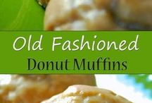Old Fashion Donut muffins